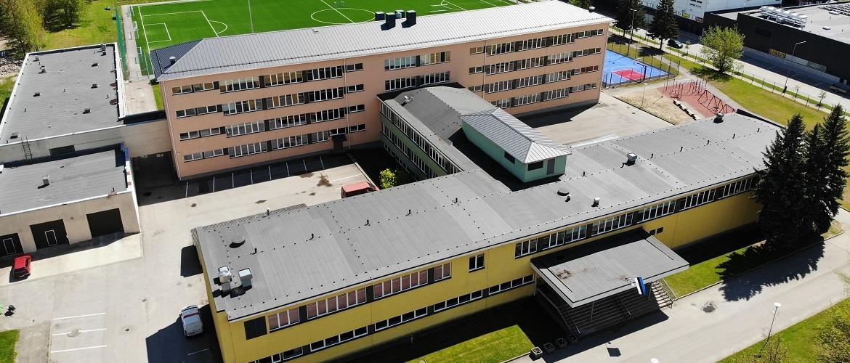 Info Võru Kreutzwaldi Kooli õppetöö ja testimise kohta