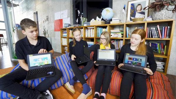Ka Eesti koolidel on nüüdsest võimalik litsentseeritud Chromebooke osta