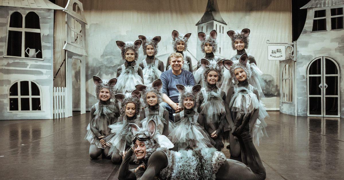 """Laupäeval esietendub Vanemuises ballett """"Tilda ja tolmuingel"""""""