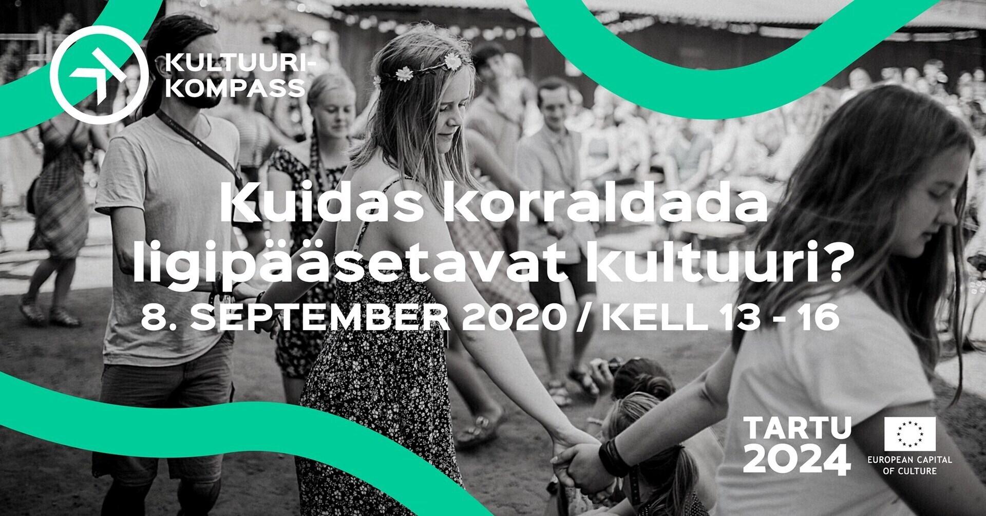 OTSEÜLEKANNE: Viljandis toimub Kultuurikompassi foorum