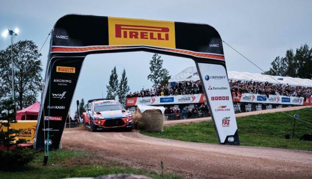 Rally Estonia tõestas, et pealtvaatajatega ülemaailmset tippspordisündmust saab korraldada ka koroonakriisi ajal