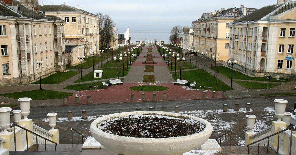 Sillamäe linn pälvis Muinsuskaitseameti tänukirja