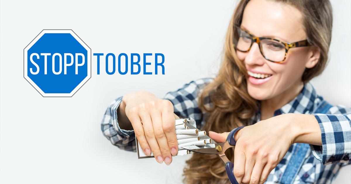 Stopptoober-suitsuvaba oktoober