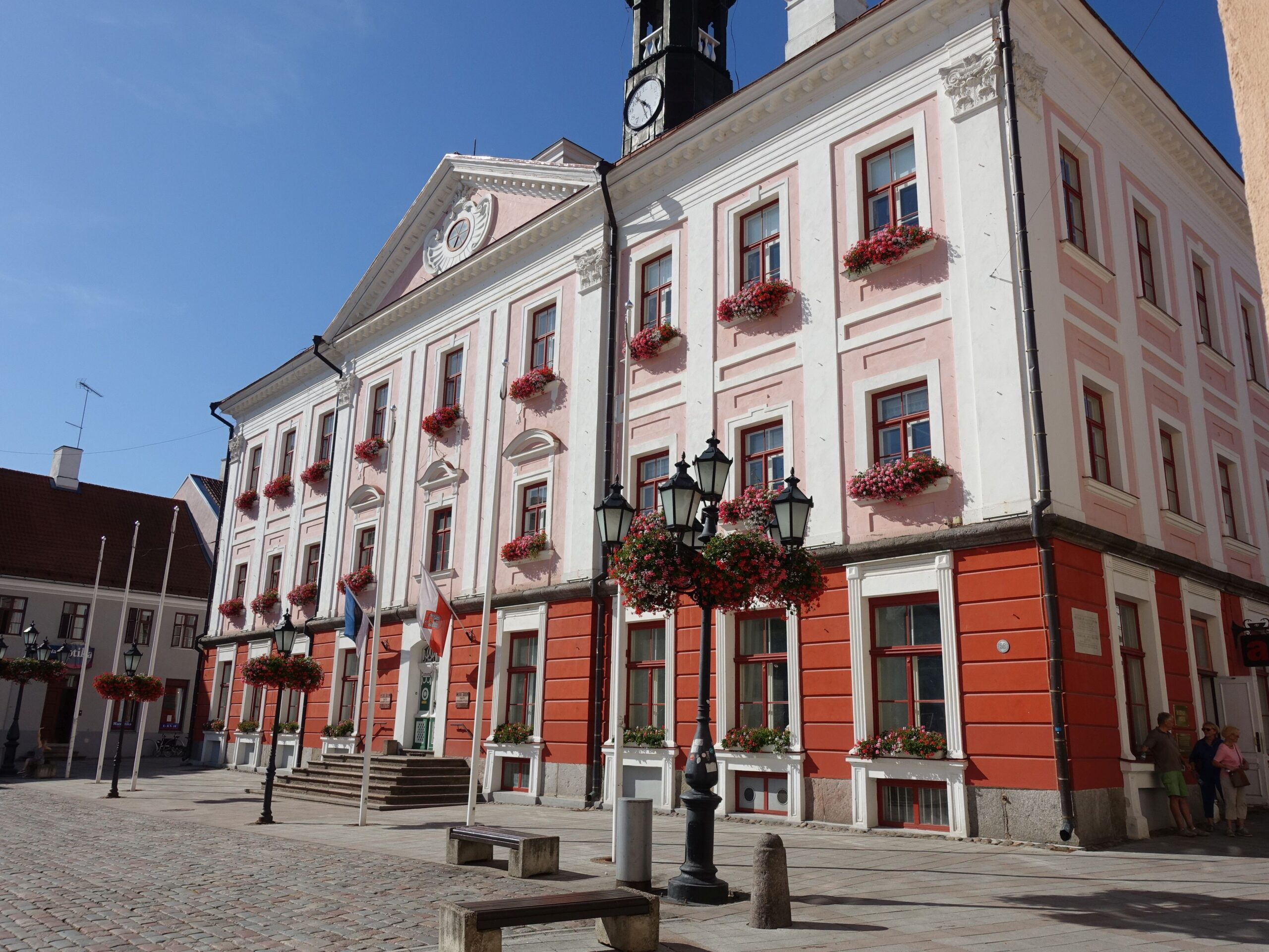Tartu Linnavalitsuse istungil