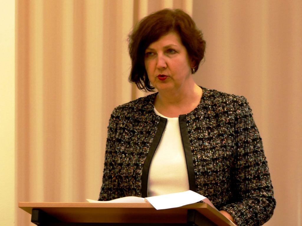 Vabastati ametikohalt senine abilinnapea Anneli Tumanski