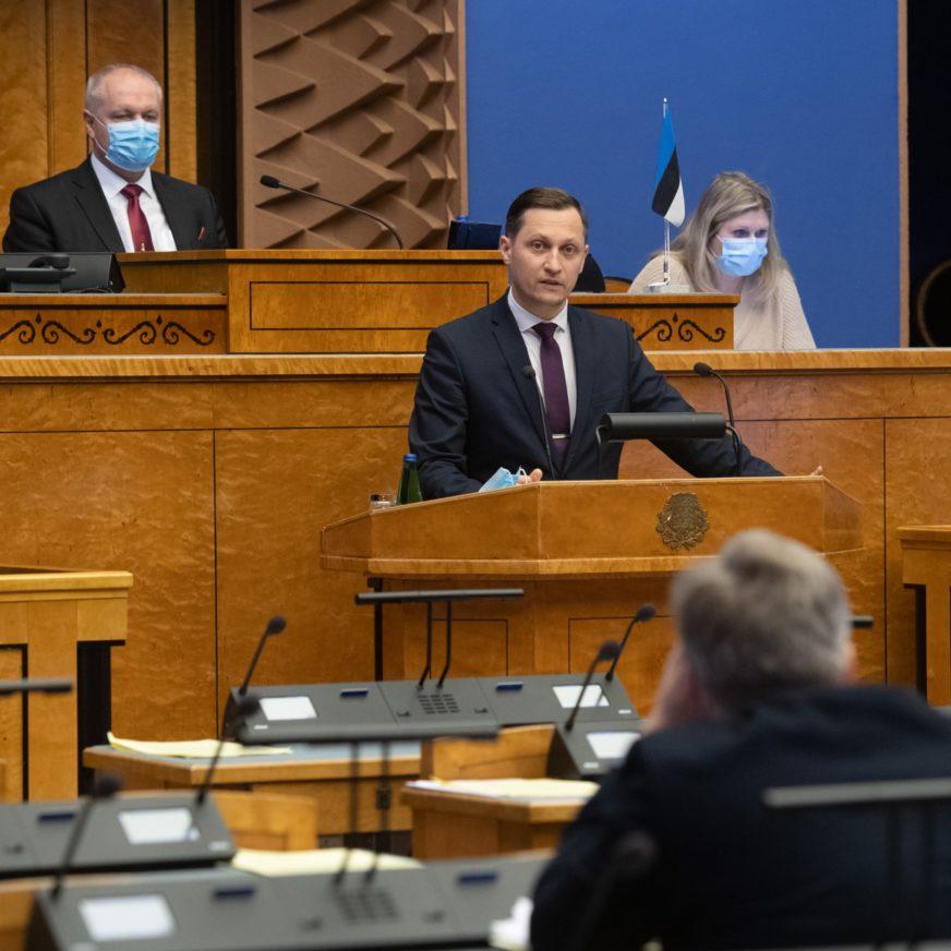 Dmitri Dmitrijev: Ida-Virumaa saab kriisiabi rohkem kui 2,8 miljonit eurot