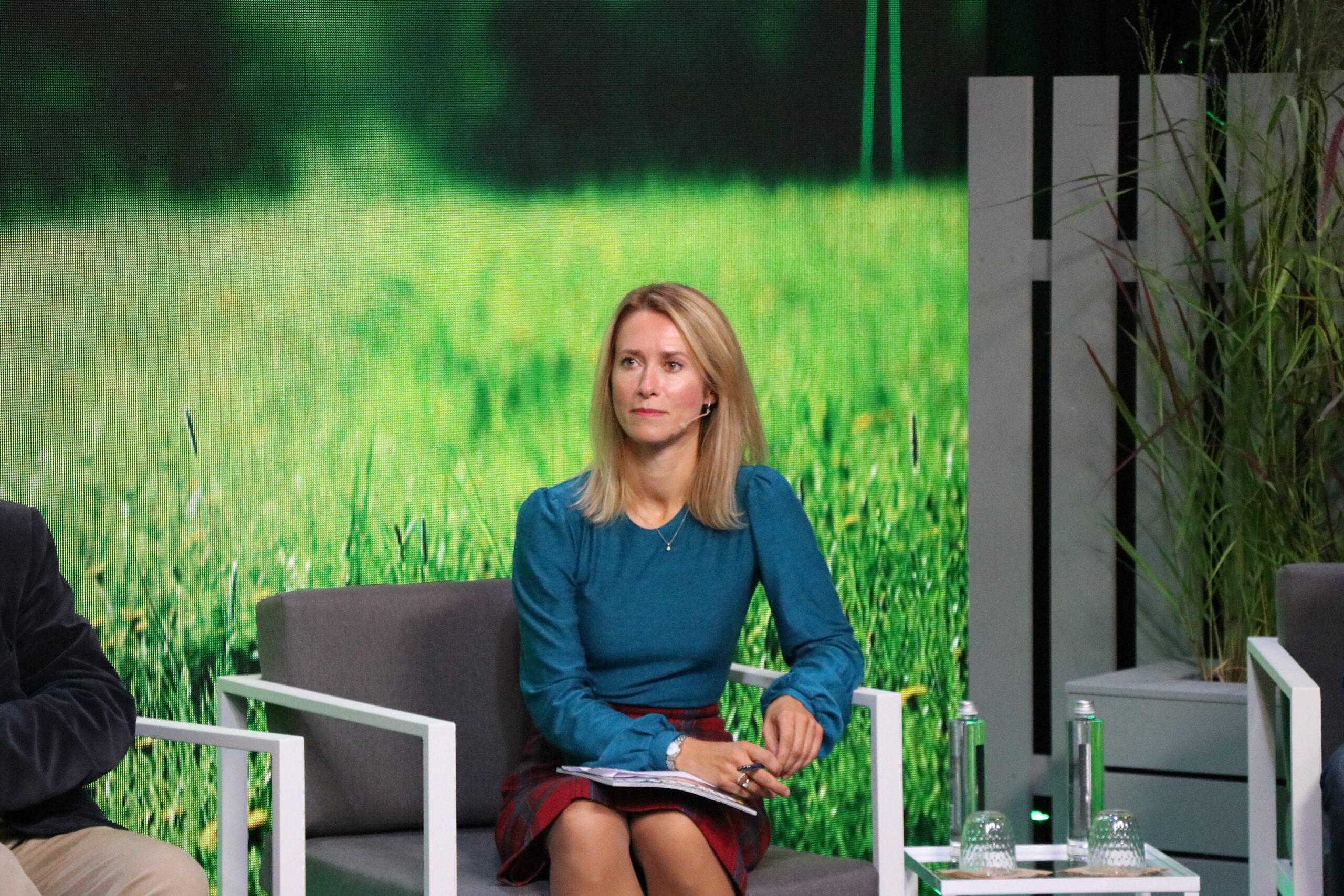 Kaja Kallas valitsusele: võtke ennast kokku ja keskenduge koroonakriisile