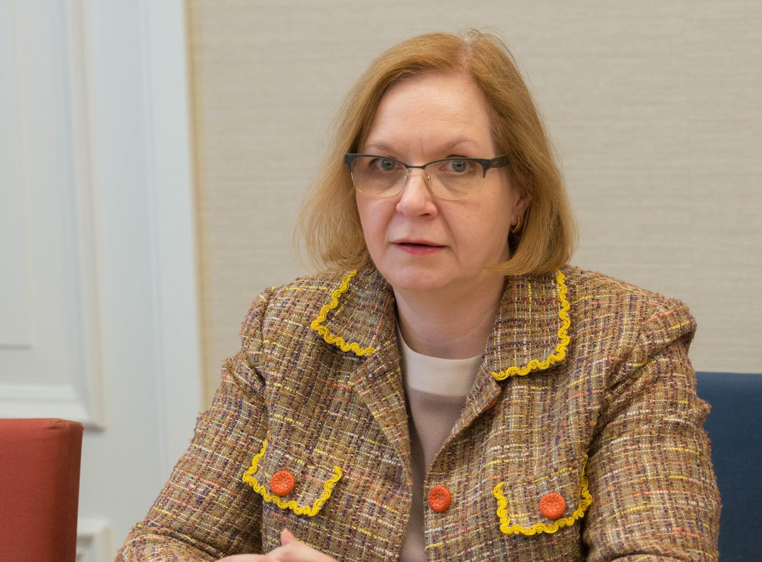 Maris Lauri: 2021. aasta eelarve on halb ja vastutustundetu