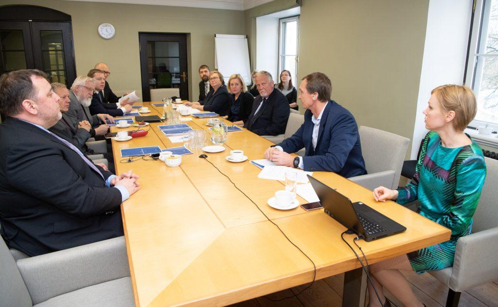 Majanduskomisjon kooskõlastas Arenguseire Keskuse alanud aasta tegevuskava