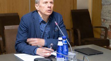 Odinets saab kultuurikomisjoni ja korruptsioonivastase erikomisjoni liikmeks