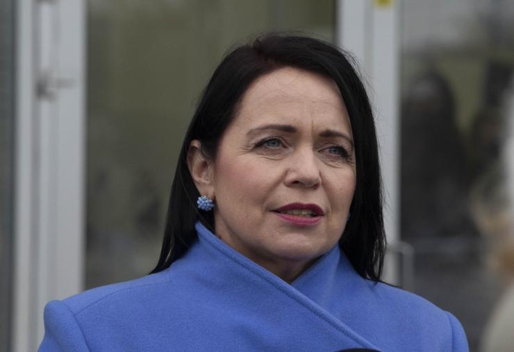 Kultuuriminister Anneli Ott: treener peab käituma korrektselt ja olema kõigile eeskujuks