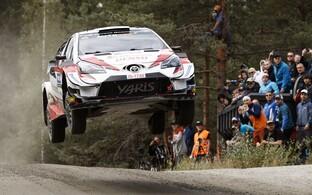 Valitsus toetab Rally Estonia WRC etapi korraldamist 2,5 miljoni euroga