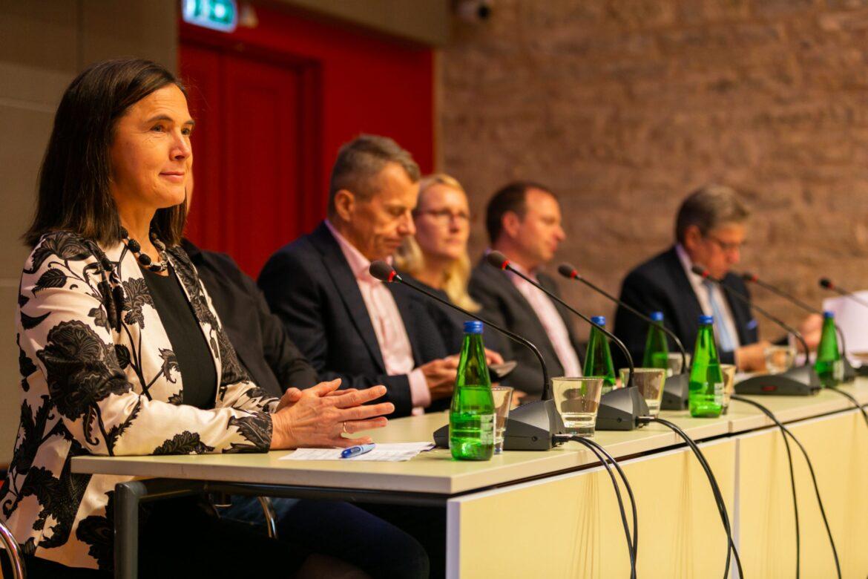 Poliitikud, teadlased ja ettevõtjad arutavad, kuidas Eestit targalt roheliseks pöörata