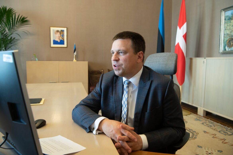 Riigikogu esimees kõneles ENPA liikmesriikide ametikaaslastele kliimapoliitikast